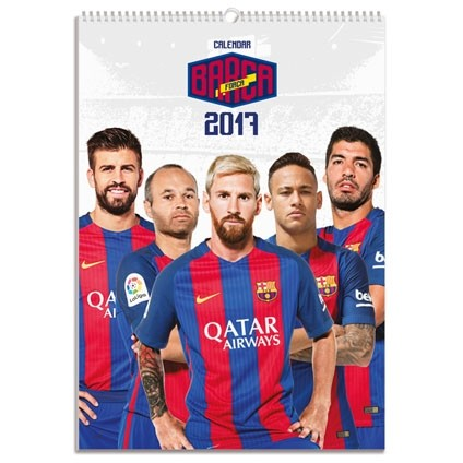 Calendario Del Barcelona.Calendario 2020 Barcelona Em Europosters Pt