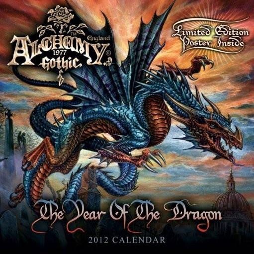 Calendário 2017 Calendário 2012 - ALCHEMY
