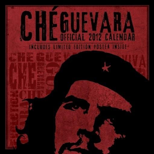 Calendário 2017 Calendário 2012 - CHE GUEVARA