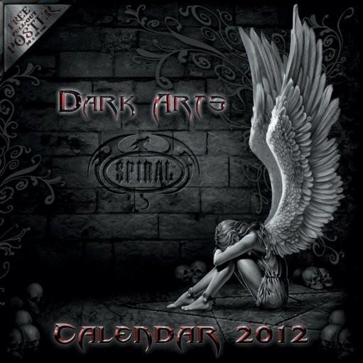Calendário Calendário 2012 - SPIRAL
