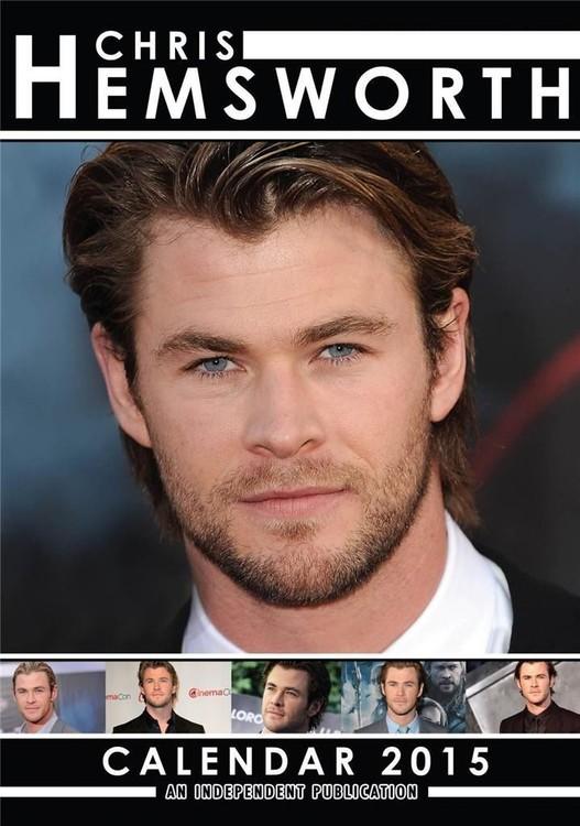 Calendário Chris Hemsworth