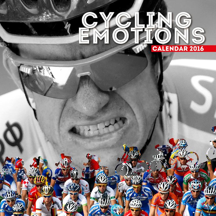 Calendário 2017 Cycling Emotions