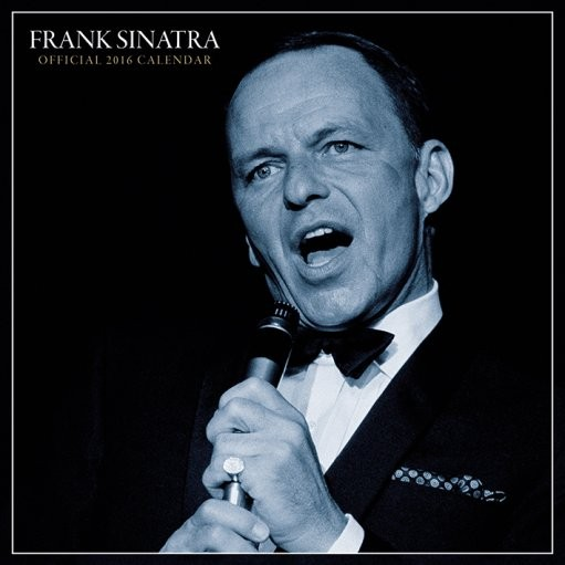 Calendário 2017 Frank Sinatra