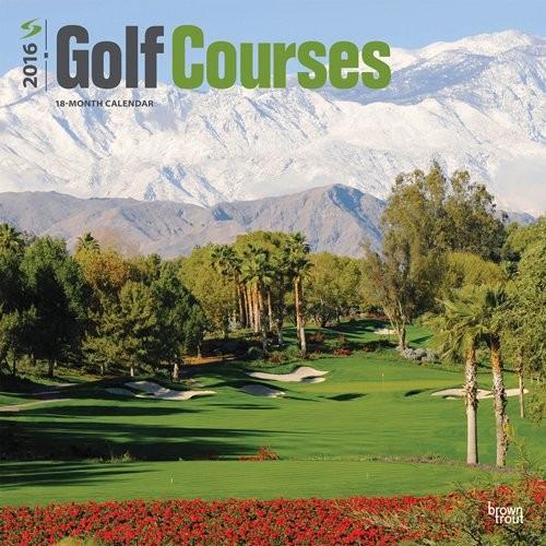 Calendário 2017 Golf
