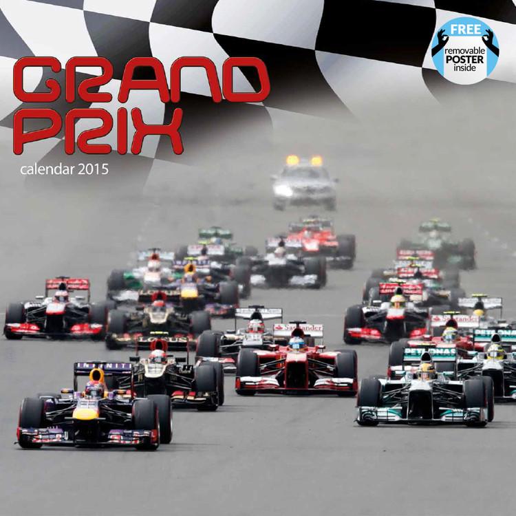 Calendário 2018 Grand-Prix