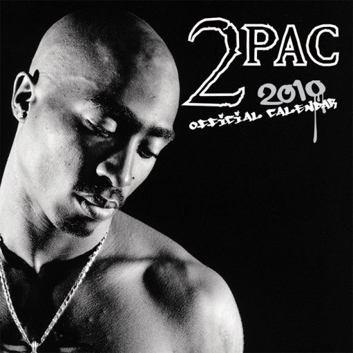 Calendário Kalendář 2010 Tupac