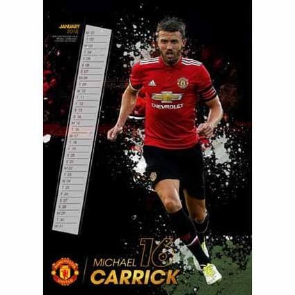 Manchester United Calendario.Calendario 2020 Manchester United