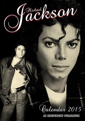 Calendário 2018 Michael Jackson