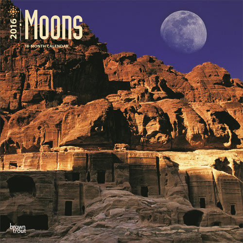 Calendário 2017 Moons