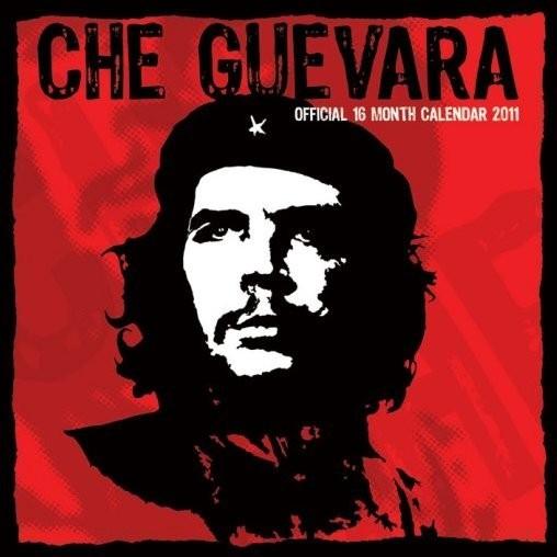 Calendário 2017 Official Calendar 2011 - CHE GUEVARA