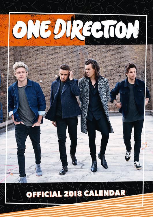 Calendário 2019  One Direction