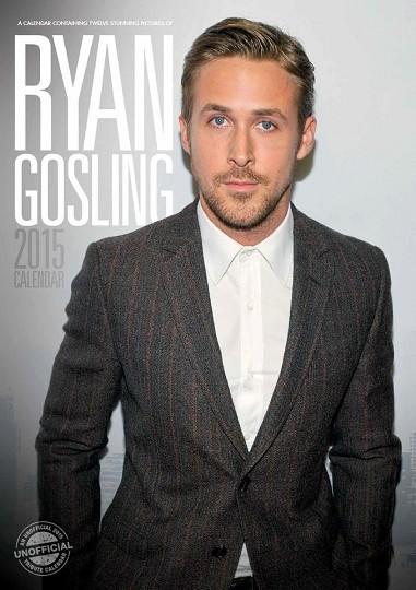 Calendário 2017 Ryan Gosling
