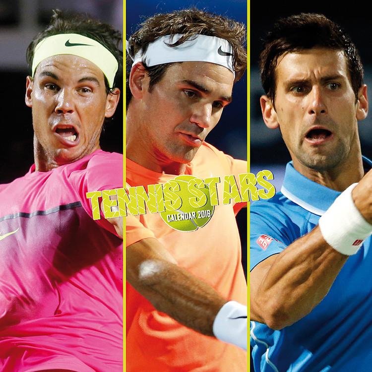 Calendário 2017 Tennis