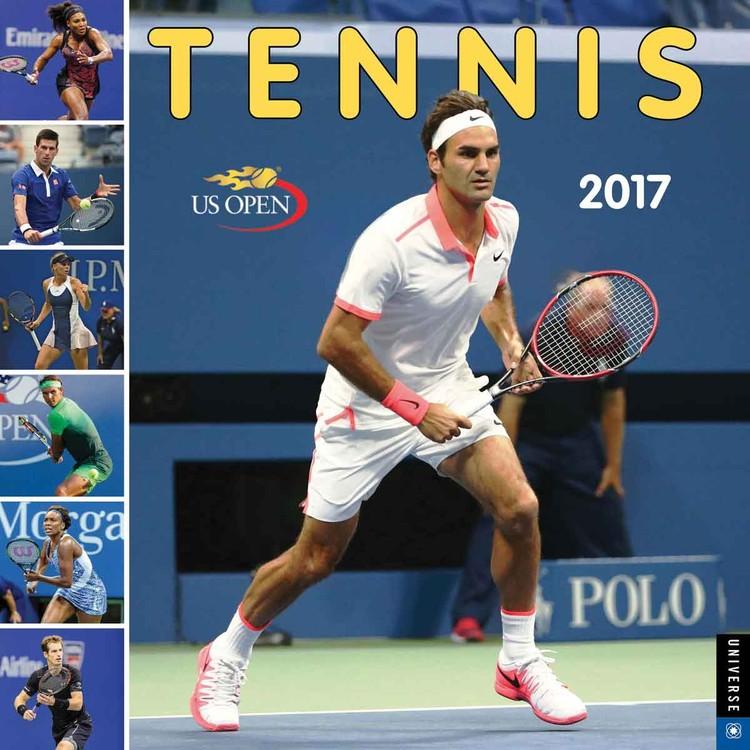 Calendário 2017 Tennis The U.S. Open