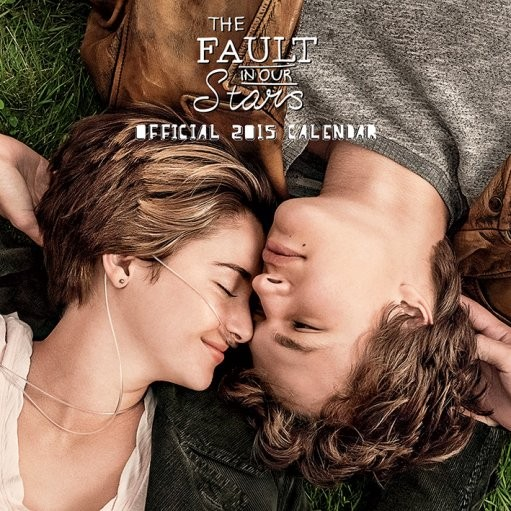Calendário 2017 The Fault In Our Stars