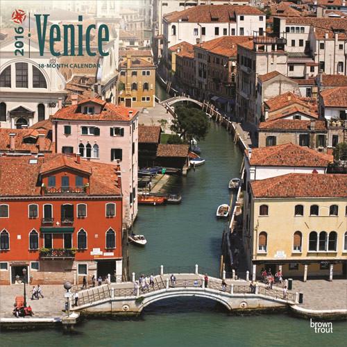 Calendário 2017 Venice