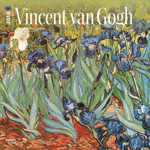 Calendário 2017 Vincent van Gogh
