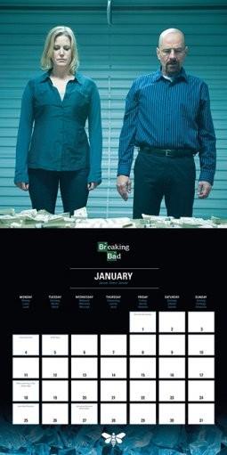 Calendar 2016 Breaking Bad