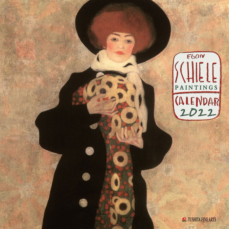Calendar 2022 Egon Schiele - Paintings