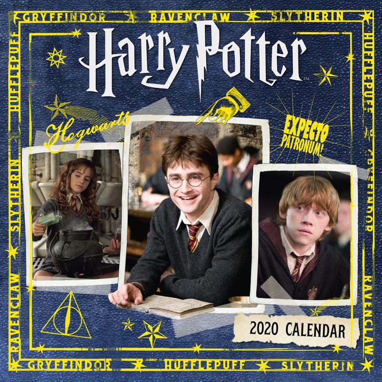 Calendar 2022 Harry Potter