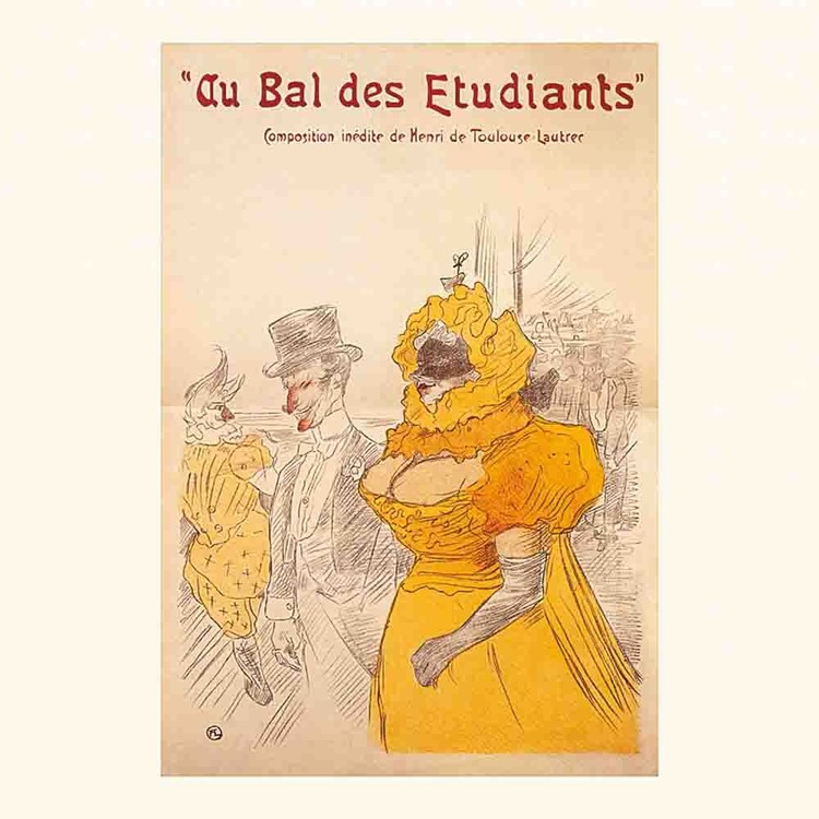 Calendrier Bal Country 2022 Henri Toulouse Lautrec   Lithographs   Wall Calendars 2022 | Large