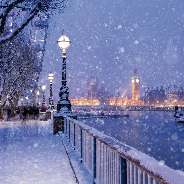 Calendar 2022 London at Twilight