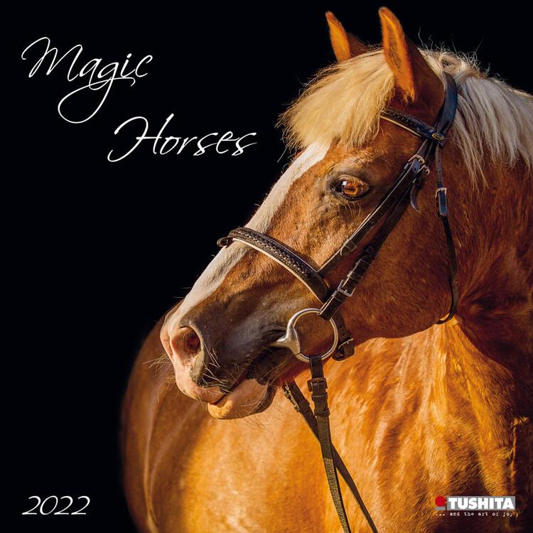 Calendar 2022 Magic Horses