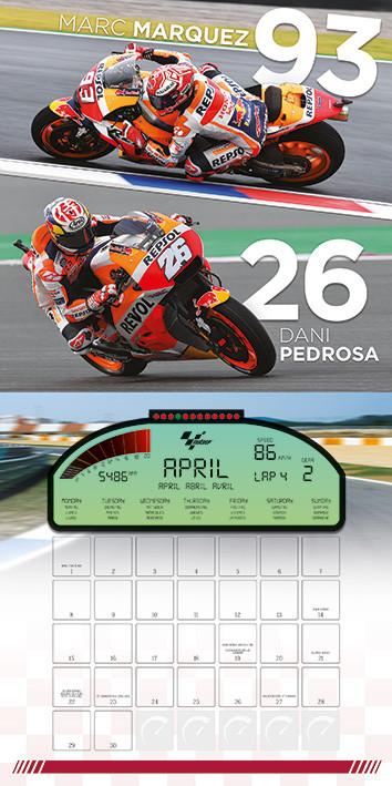 Calendrier Moto Gp 2022 Le Mans Moto GP   Wall Calendars 2022   Large selection