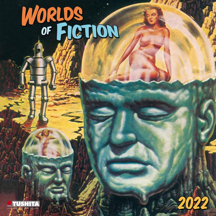 Calendar 2022 Worlds of Fiction
