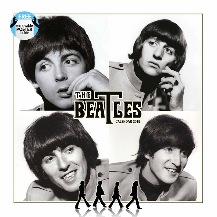 Beatles Calendrier 2017