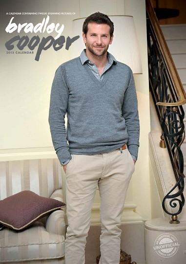 Bradley Cooper Calendrier 2017