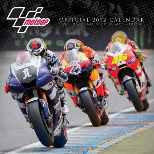Calendrier 2012 - MOTO GP Calendrier 2017