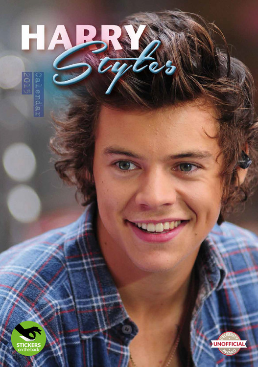 Harry Styles Calendrier 2017