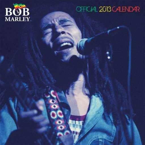 Kalendář 2013 - BOB MARLEY Calendrier