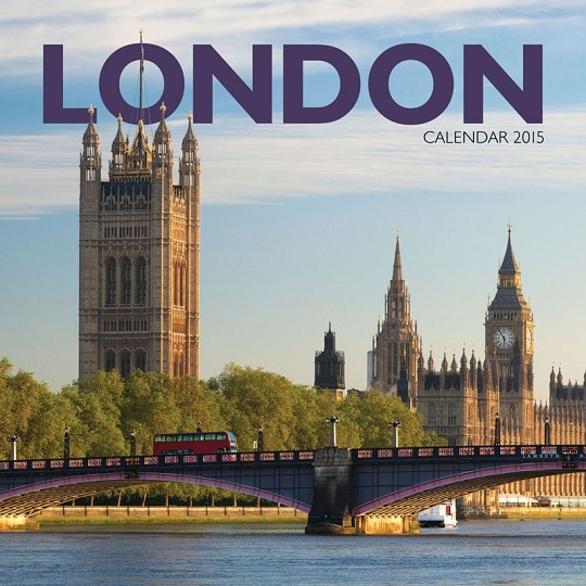 Londres Calendrier 2017