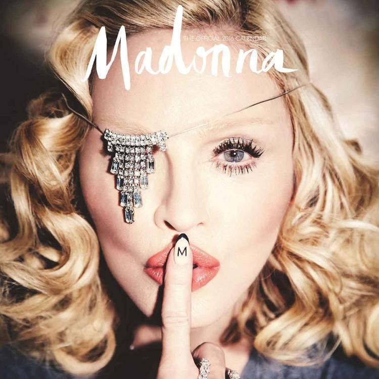 Madonna Calendrier 2017