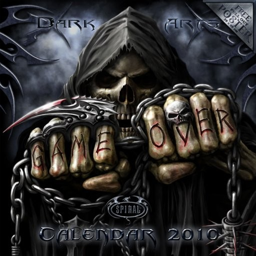 Official Calendar 2010 Spiral Calendrier