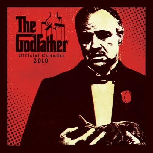 Official Calendar 2010 The Godfather Calendrier 2017
