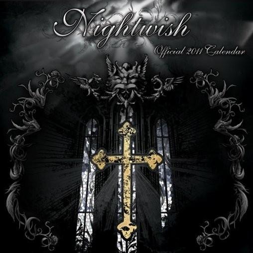 Official Calendar 2011 - NIGHTWISH Calendrier