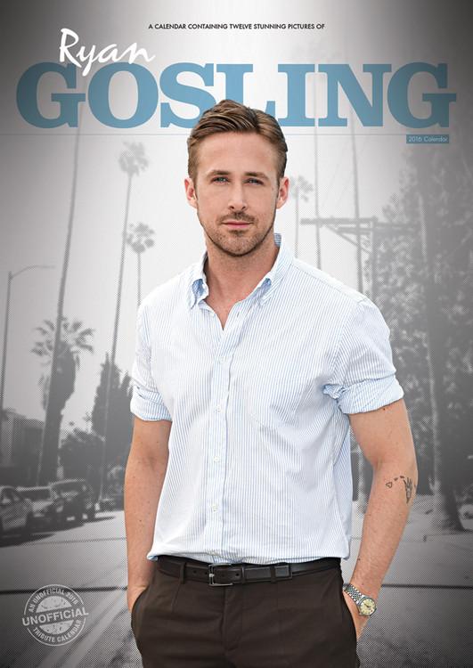 Ryan Gosling Calendrier 2017