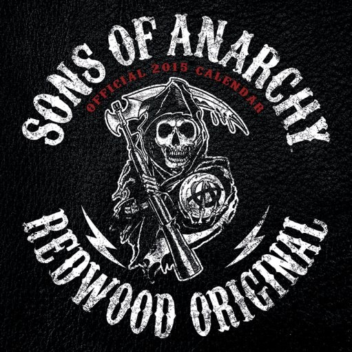 Sons of Anarchy  Calendrier 2017