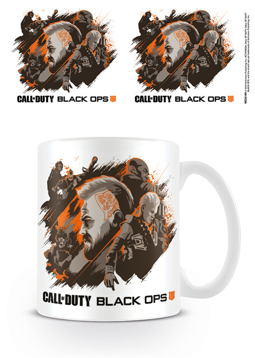 Cup Call Of Duty - Black Ops 4 - Group