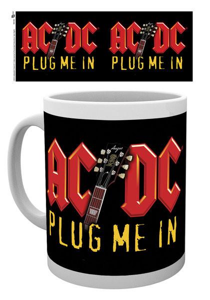 Caneca AC/DC - Plug Me In