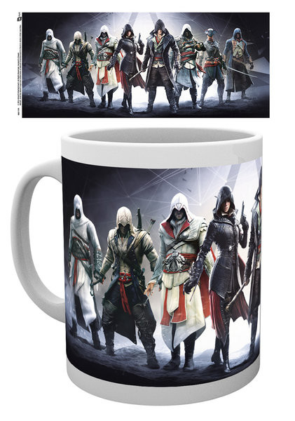 Caneca Assassin's Creed - Assassins
