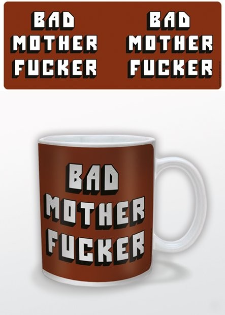 Caneca Bad Mother Fucker