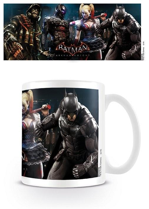 Caneca Batman Arkham Knight - Characters