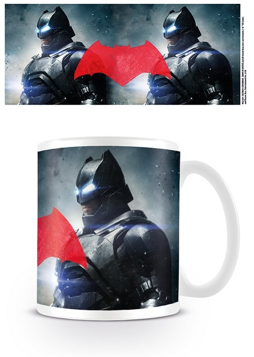 Caneca Batman v Superman: Dawn of Justice - Batman Armour