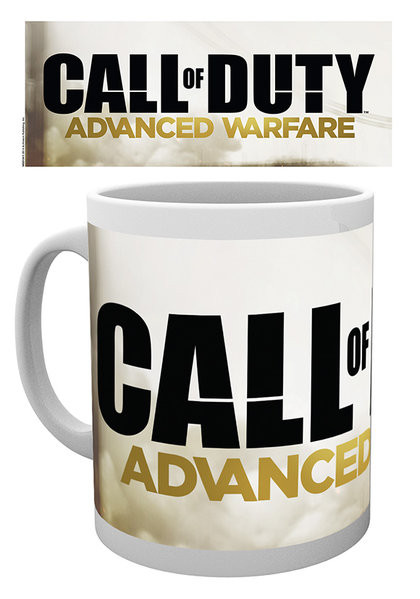 Caneca Call of Duty Advanced Warfare - Logo