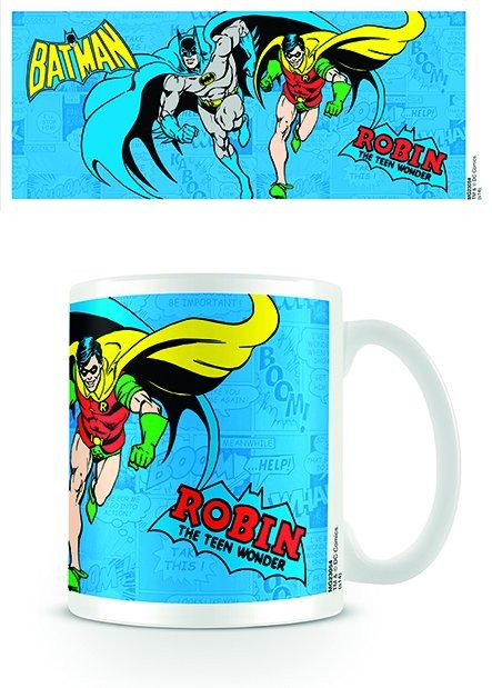 Caneca DC Originals - Batman & Robin