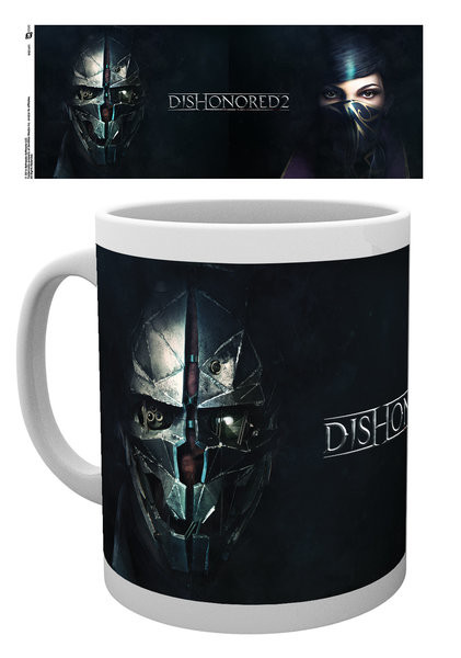 Caneca DISHONORED 2 - Faces